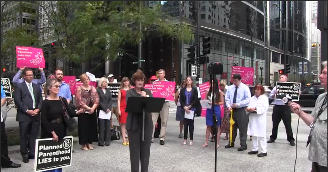 Planned Parenthood Press Conference