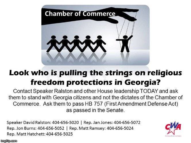 GA FB Meme Relgious Freedom Photo 3 House