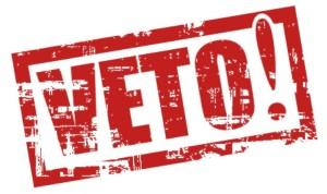 VETO-stamp
