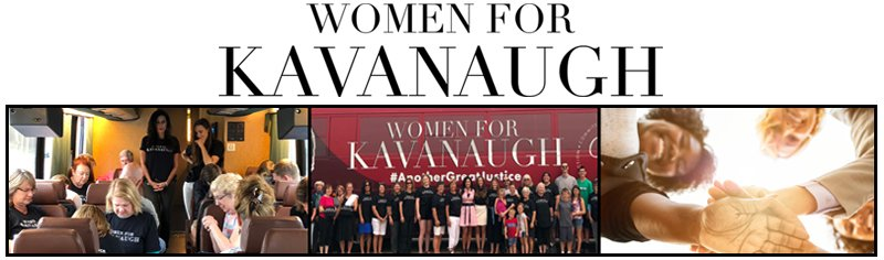 A Week of Prayer for Brett Kavanaugh's Nomination – Concerned Women