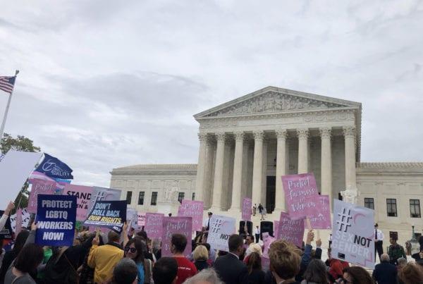 SCOTUS Rally